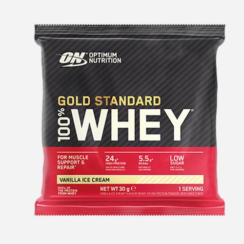 Gold Standard 100% Whey Sachets