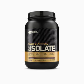 Gold Standard 100% Isolate