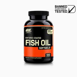 Fish Oil Softgels Elite