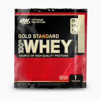Gold Standard Whey Sachets Box Elite