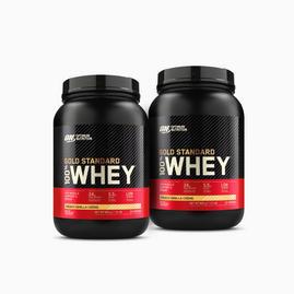 2x Gold Standard Whey Protein  (908 g)