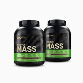 2x Serious Mass 2727 g