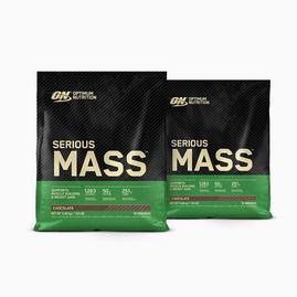 2x Serious Mass (5455g)