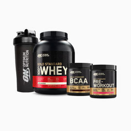 ON Gold Standard Whey Protein Bundle