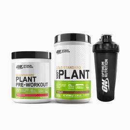 Gold Standard Plant Protein + Plant Pre-Workout Bundle