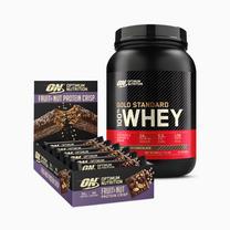 Snack Bundle - Protein Crisp Bar