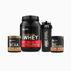 Gold Standard Whey Bundle