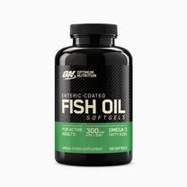 Fish Oil Softgels