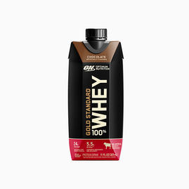 GOLD STANDARD 100% WHEY PROTEIN DRINK