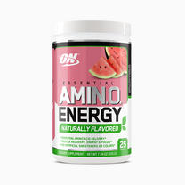 NATURALLY FLAVORED ESSENTIAL AMIN.O. ENERGY