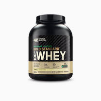 NATURALLY FLAVORED GOLD STANDARD 100% WHEY