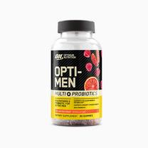 OPTI-MEN MULTI + PROBIOTIC GUMMIES