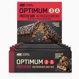 Optimum Protein Bar (10 Riegel)
